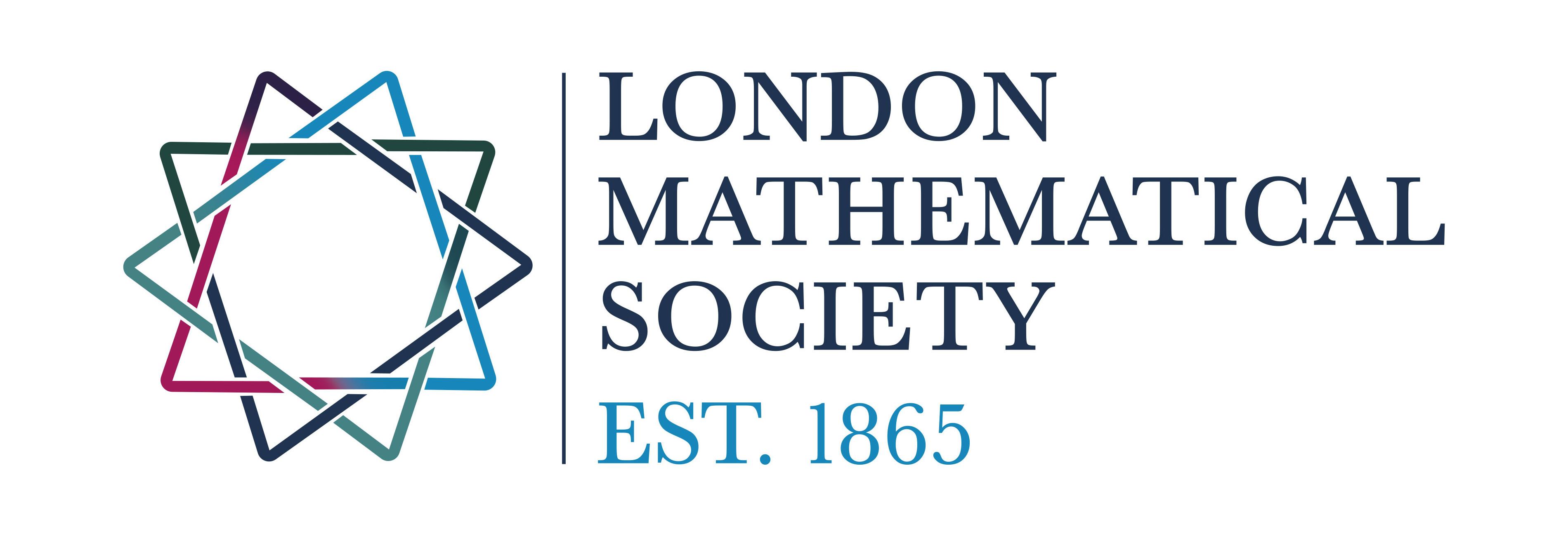 The London Mathematical Society logo